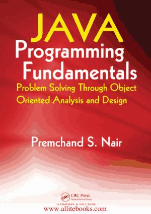 Java Programming Fundamentals Book 2018 year
