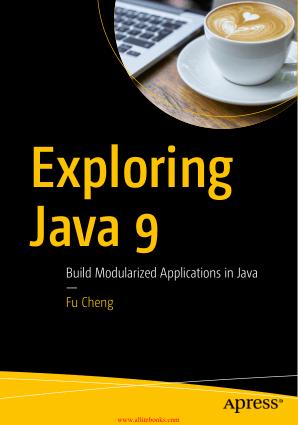 Exploring Java 9 Book 2018 year