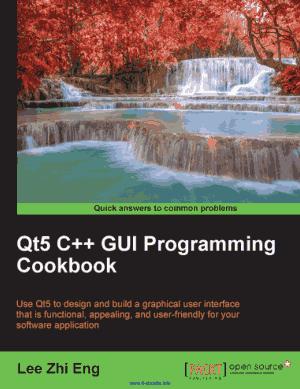 Free Download PDF Books, Qt5 C++ GUI Programming Cookbook