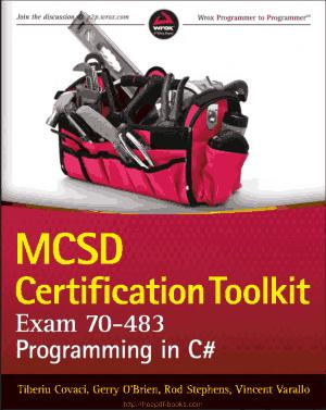 MCSD Certification Toolkit
