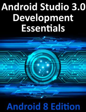 Free Download PDF Books, Android Studio 3.0 Development Essentials