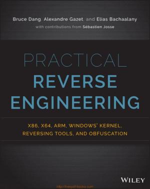 Free Download PDF Books, Practical Reverse Engineering