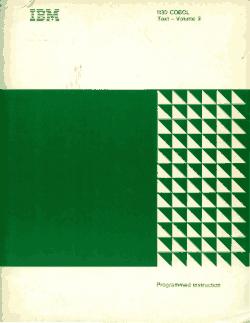 COBOL Programmed Instruction Volume 2 PDF