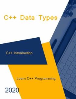 Free Download PDF Books, C++ Data Types _ C++ Introduction