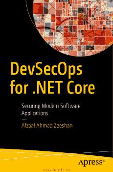 Free Download PDF Books, DevSecOps for .NET Core PDF