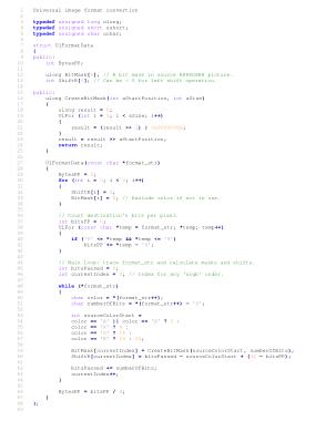 Free Download PDF Books, Universal Image Format Convertion | C++ Algorithms Example