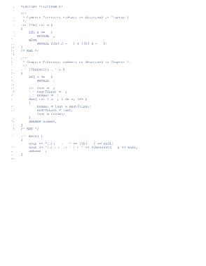 Free Download PDF Books, Algorithms To Compute Fibonacci Numbers – C++ Algorithm Analysis Code