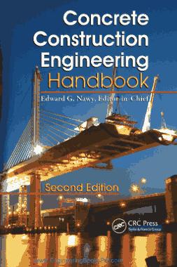 Free Download PDF Books, Concrete Construction Engineering Handbook Second Edition