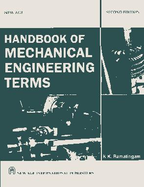 Free Download PDF Books, Handbook of Mechanical Engineering Terms