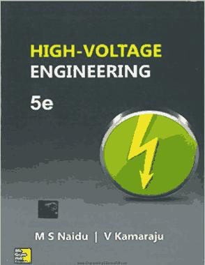 High Voltage Engineering 2013