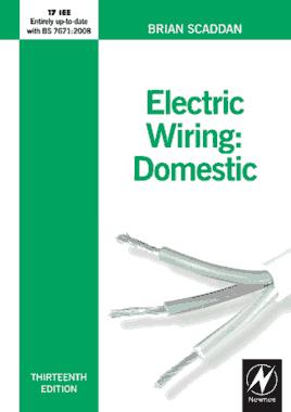 Electric Wiring Domestic Thirteenth Edition