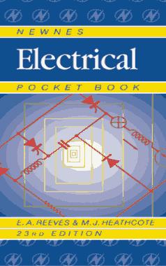 Newnes Electrical Pocket Book Twenty Third Edition
