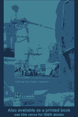 Free Download PDF Books, Sprayed Concrete Technology