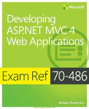 Developing ASP.NET MVC 4 Web Applications Exam Ref 70 486