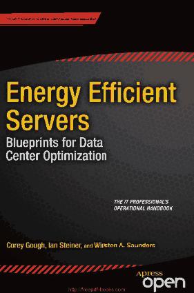 Energy Efficient Servers