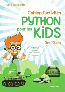 Cahier d activit s Python pour les kids