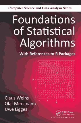 Foundations of Statistical Algorithms