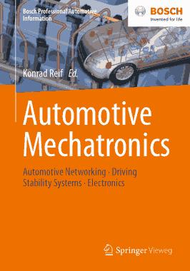 Automotive Mechatronics Automotive Networking Driving Stability Systems Electronics