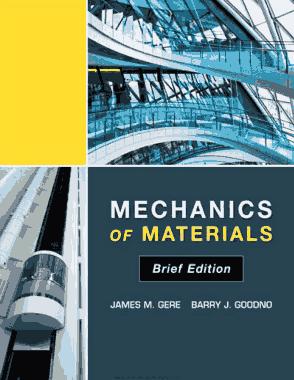 Mechanics of Materials Brief Edition