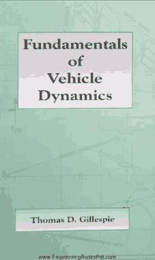 Free Download PDF Books, Fundamentals of Vehicle Dynamics