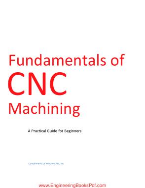 Free Download PDF Books, Fundamentals of CNC Machining
