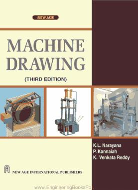 Free Download PDF Books, Machine Drawing 3rd Edition