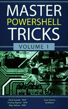 Free Download PDF Books, Master PowerShell tricks Volume I