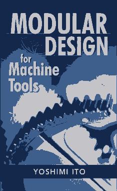 Free Download PDF Books, Modular Design for Machine Tools