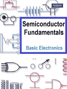 Free Download PDF Books, Semiconductor Fundamentals – Basic Electronics Guide