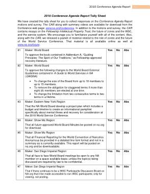 Free Download PDF Books, Conference Agenda Report Template