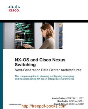 NX-OS and Cisco Nexus Switching
