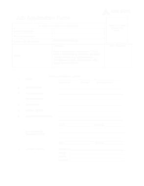 Free Download PDF Books, Bank Job Application Form Template
