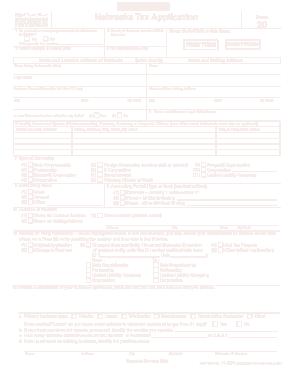 Free Download PDF Books, Income Tax Job Application Form Template