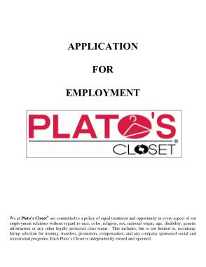 Free Download PDF Books, Online Job Application Form Template