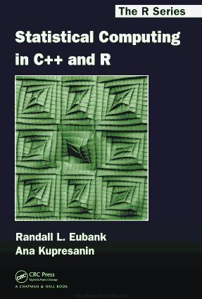 Statistical Computing in Cplusplus and R