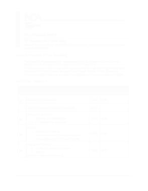 NDA Research Board Agenda