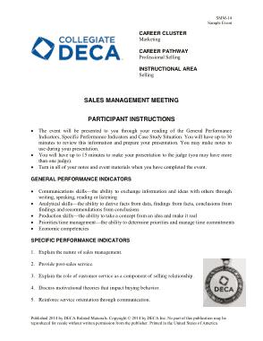 Sales Meeting Feedback Form