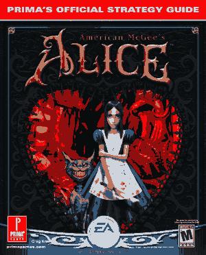 American McGees Alice Primas