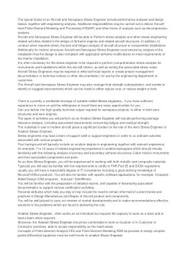 Free Download PDF Books, Aerospace Stress Engineer Job Description Template
