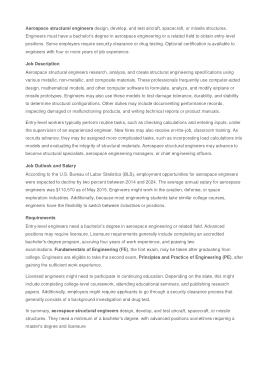 Free Download PDF Books, Aerospace Structural Engineer Job Description Template