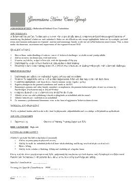 Free Download PDF Books, Behavioral Patient Care Technician Job Description
