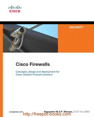 Cisco Firewalls Networking, Pdf Free Download