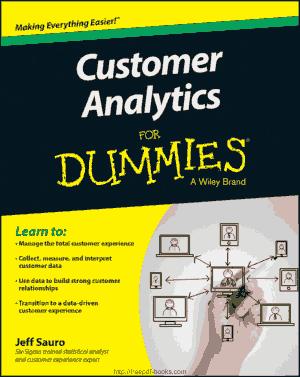 Customer Analytics For Dummies Ebook
