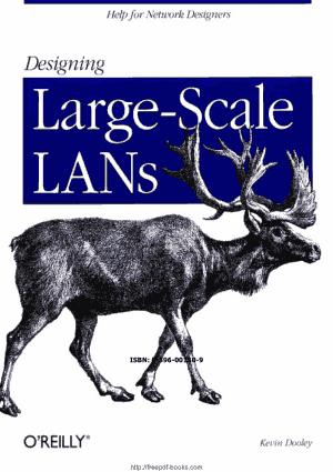Designing Large Scale Lans Book
