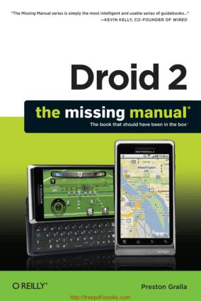 Missing Manual Pdf
