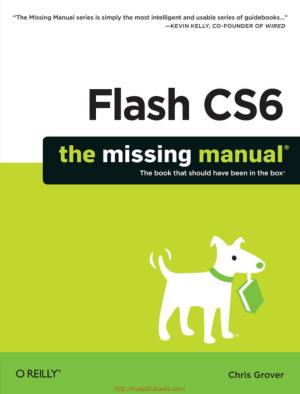 Flash CS6 The Missing Manual
