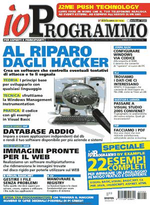 Io Programmo Magzine 99