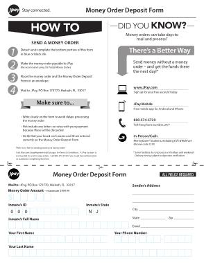 Free Download PDF Books, Sample Postal Money Order Deposit Form Template
