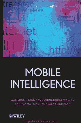 Mobile Intelligence Book