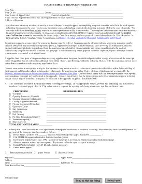 Free Download PDF Books, Transcript Order Form Sample Template